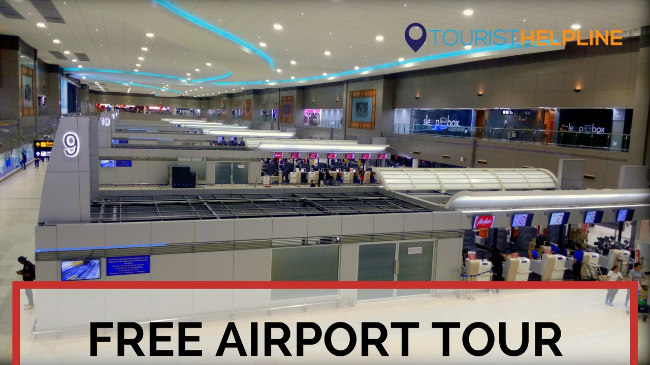 bangkok don mueang airport guide free wifi free bus maps rh youtube com bangkok airport don muang or suvarnabhumi airport bangkok don muang transport