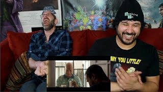 KEANU Official RED BAND TRAILER #1 REACTION & REVIEW!!!