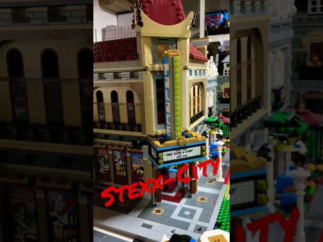 Meine Lego Stadt Stexx-City part 1 #shorts