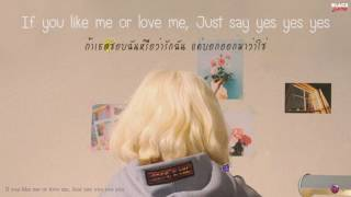 [Karaoke Thaisub] Tell Me You Love Me (좋다고말해) - 볼빨간사춘기 (Bolbbalgan4)