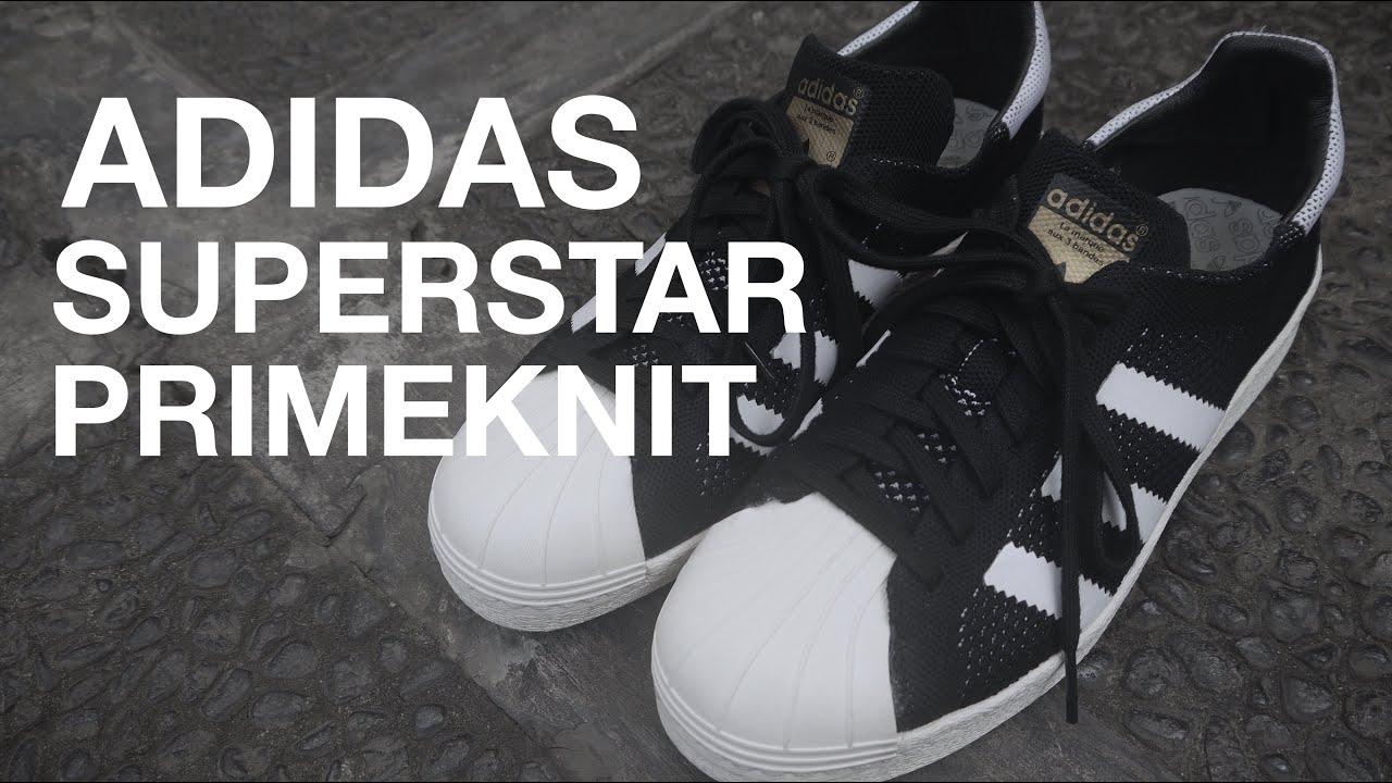 adidas superstar primeknit