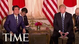 President Trump Says US, North Korea Have Begun Speaking Directly 'At Very High Levels' | TIME