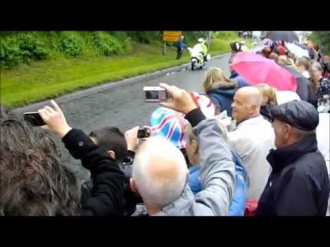 Olympic Torch comes to Widnes