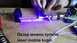 резка фанеры синим диодным лазером 6 ватт(, 2016-10-01T10:24:24.000Z)