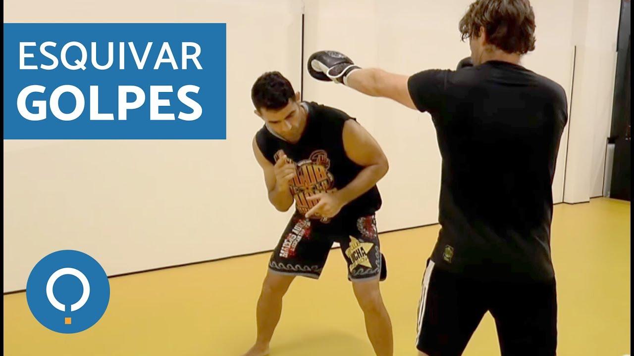 Esquivar Golpes Clase De Boxeo 4 Youtube