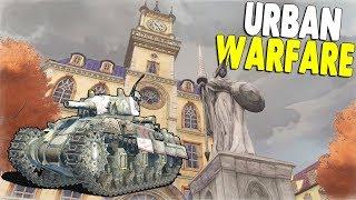 Ranger Team URBAN WARFARE Drills & Wargames | Valkyria Chronicles 4 Gameplay