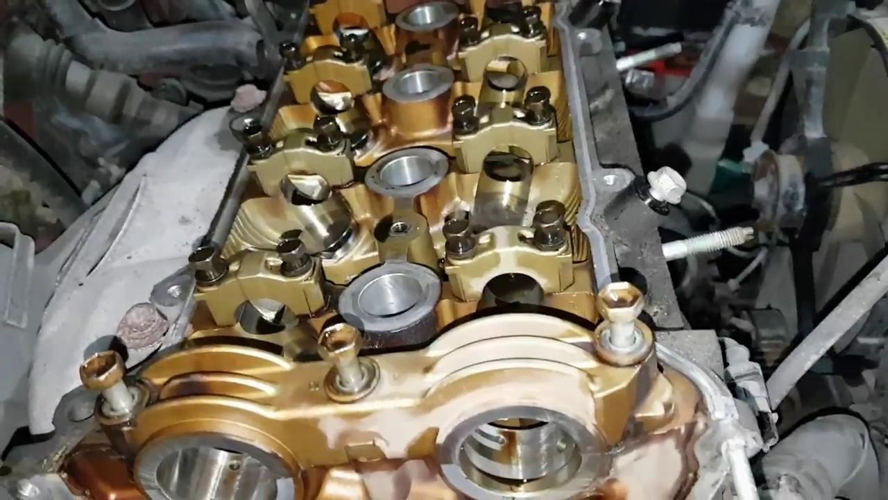Toyota Corolla 1 4 Vvt-i 4zz-fe Removing The Engine