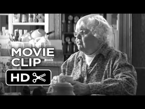 Nebraska Movie CLIP - Peggy Got Knocked Up (2013) - June Squibb Movie HD