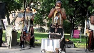 """Otavalos Indians """"Aguas Claras"""""""