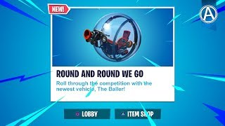 "NEW ""BALLER"" VEHICLE UPDATE // 1900+ Wins // Use Code: byArteer (Fortnite Battle Royale LIVE)"