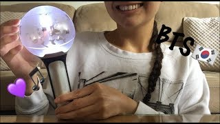ASMR BTS Album Collection+A.R.M.Y BOMB (Tapping, Whispering, and Page Flipping)