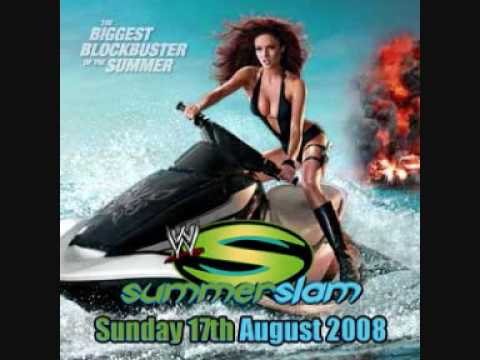 Summerslam 2008 Theme - - Ready To Roll - Jet Black Stare ...