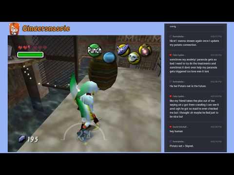 Collecting Lulu's Eggs | Zelda: Majora's Mask N64