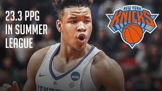 Just How Good Is Kevin Knox? | Knicks Preview