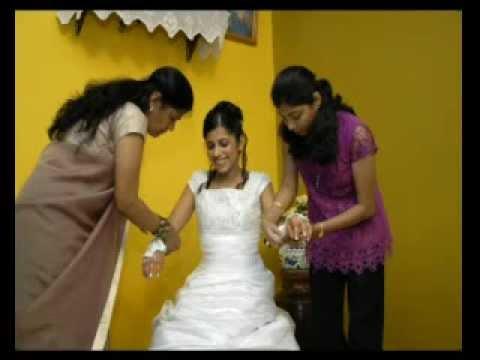 Goan wedding traditions