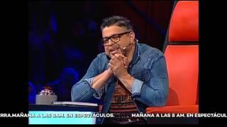 """Karla canta """"He vuelto por ti""""   La Voz Kids Perú   Audiciones a ciegas   Temporada 3"""