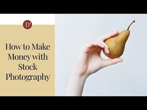 How to Make Money with Stock Photography
