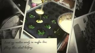 Chef Rollins' Featured Recipe: Bacon & Spinach Mini Quiche