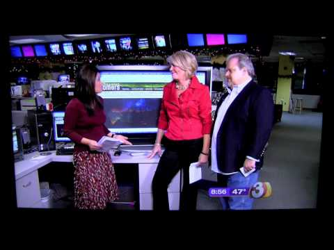 Good Morning Arizona Live Appearance - Nov 28, 2010
