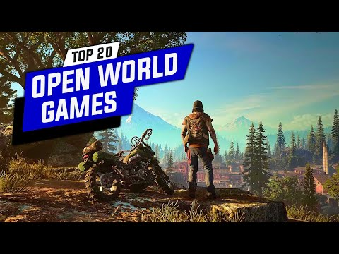 Top 20 Open World Games For Android 2020 | Best Open World Android Games | (Online/Offline)