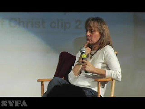 Guest Lecture Barbara DeFina (part 1) - New York Film Academy (NYFA) clip