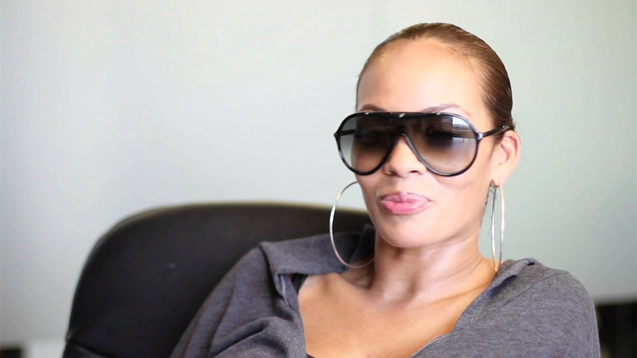 evelyn lozada shows terezowens love - youtube
