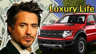 Robert Downey Jr Luxury Lifestyle | Bio, Family, Net worth, Earning, House, Cars