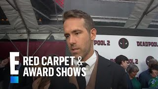 "Ryan Reynolds Raves Over Celine Dion's ""Deadpool 2"" Theme Song 
