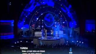 Yuridia | Lunas del Auditorio 2012