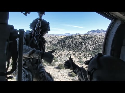 Combat Search & Rescue Training • CSAR