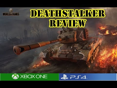 World of Tanks - Deathstalker M46 Patton Review