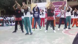 Flashmob [bigbang-bang.bang.bang] 2017 school project