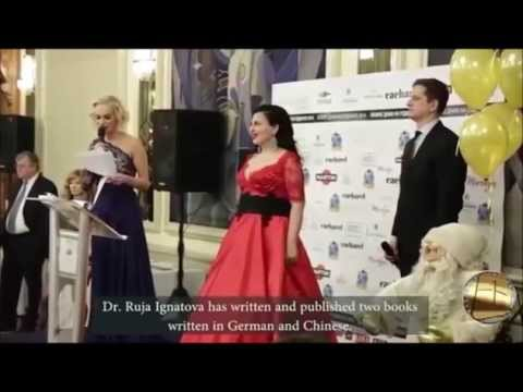 Business Woman of the Year award in Bulgaria 2014 went to Dr.  Ruja Ignatova, as the founder and CEO