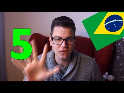 5 Great Reasons to Learn Brazilian Portuguese
