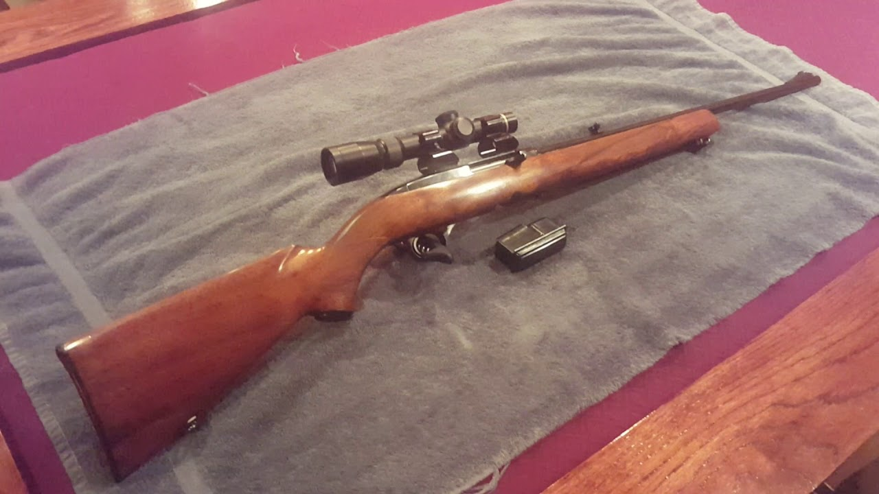 winchester model 100 review youtube