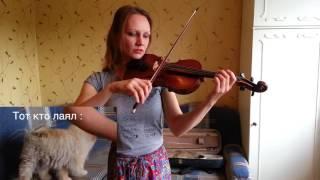 Урок скрипки 8. Штрихи: деташе, сотийе, спиккато, фингерштрих, мартле, летучее стаккато (1я часть)
