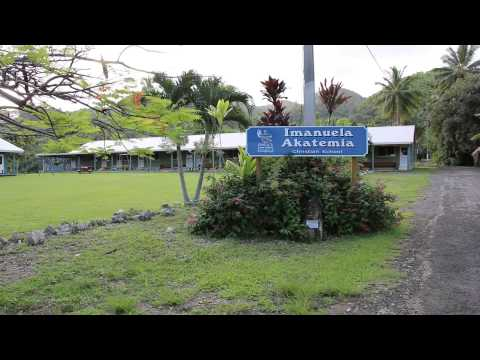 AOG Cook Islands history