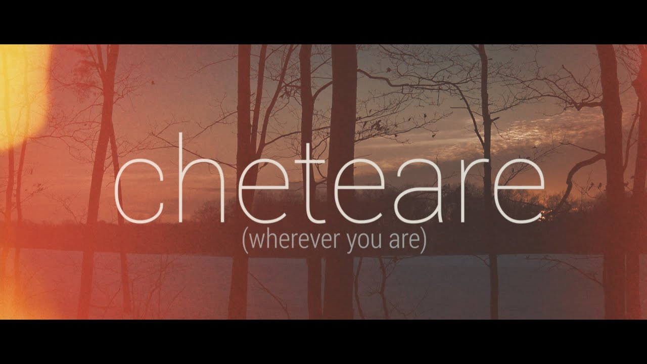 TABPxDSME - Cheteare (Wherever You Are Now)