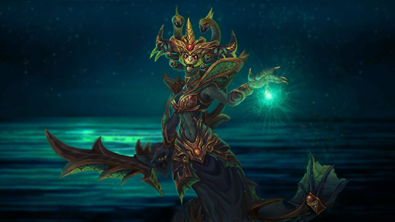 dota 2 serpent of the emerald sea medusa set youtube