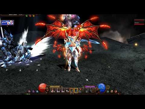 Mu Online Season 13.2 - Agility Blade Master (Fire Blow) - Blood Castle 8