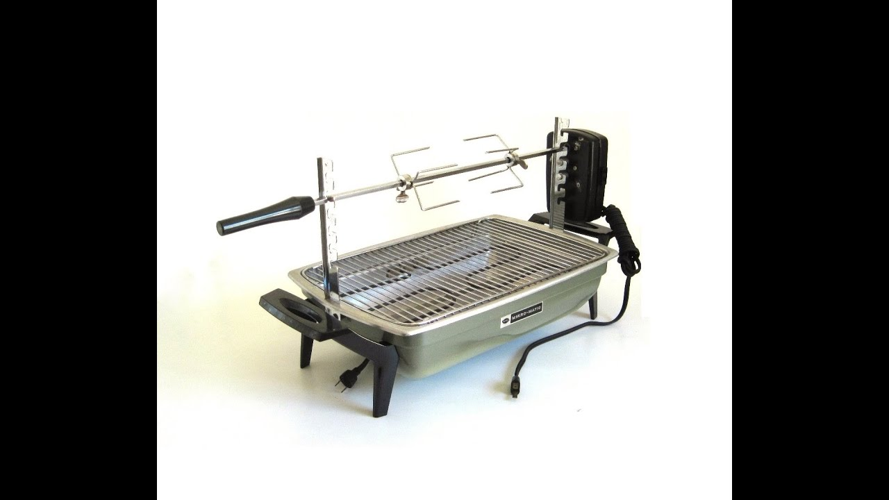 Mirro Electric Rotisserie Grill M 0346 37 Vintage 1970s Small Appliances For Sale On Etsy