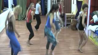 Уроки африканских танцев в Москве.
