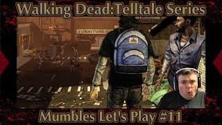 The Store Job! - Telltale Walking Dead Season 1 - Mumbles Let