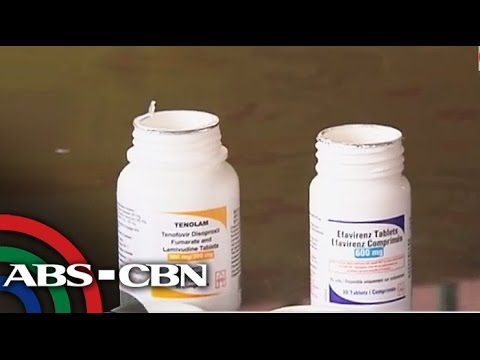 TV Patrol: HIV patients await release of antiretroviral drugs at Customs