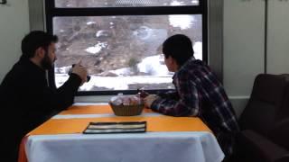 Tren ile Kars yolculuğu (Doğu ekspresi)