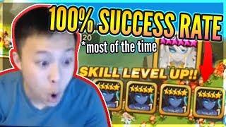 Fun Nat 5 Summons! - Secret To PRO Skill Ups! - Summoners War