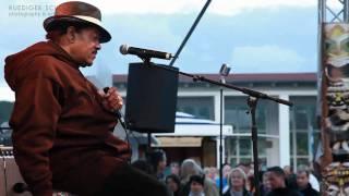 "Boo Boo Davis & Band beim ""Blue Wave Festival 2010"" in Binz (Rügen)"