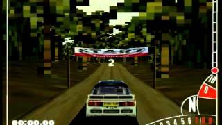Retro Colin McRae Rally #17 - Prezentacja aut Cz.II