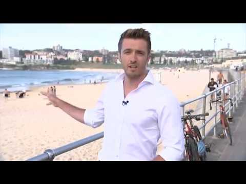 "Mark Reddie ABC News Breakfast ""Australia Heatwave"""