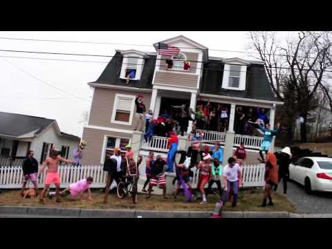 Harlem Shake Pi Kappa Phi Radford University